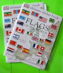 Flag It Stickers What Did We Do All Day Diy Pin Maps Cabinet Of World Parts