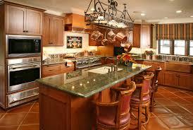 kitchen island pot rack lighting wood manchester door walnut kitchen island with pot rack
