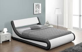 Single Frame Beds Alluring Modern Design Bed Frames At Designer Storage Beds