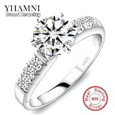 cheap real engagement rings for cheap real wedding ring sets real sterling silver