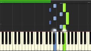 tutorial piano simple moonlight sonata easy to learn piano tutorial youtube