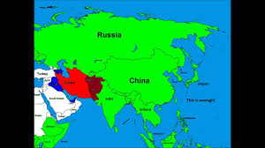 World Map Of Asia by Map Of The World You Can See A Map Of Many Places On The List On