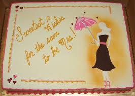 custom bridal shower sheet cake cake ideas pinterest bridal