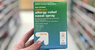 target offering 30 discount on 30 up up allergy relief nasal spray at target similar to