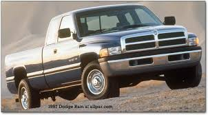 dodge trucks through the years 1994 2001 dodge ram trucks
