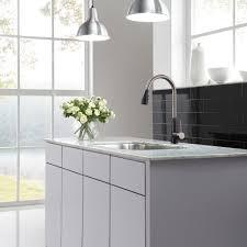 Kitchen Faucet Black Finish Kitchen Faucet Set Kraususa Com