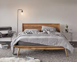 Scandinavian Bed Frames Scandinavian Bed Frame