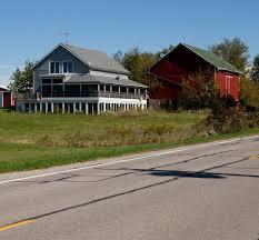 Two Barns House The Ann Arbor Chronicle Column A Broadside For Barn Preservation
