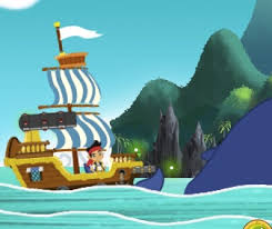 puttin pirates jake neverland pirates