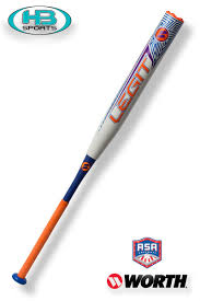 worth bats 2018 worth 13 5 xl legit harvey slowpitch softball bat wharva
