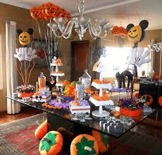 Halloween Themed Baby Shower Decorations by Party Decorations Mickey Mouse Baby Shower Decorations Party