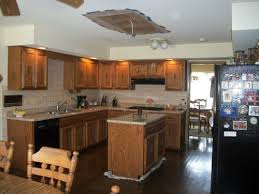 kitchen cabinet soffit lighting what should i buy to add recessed can lights to kitchen