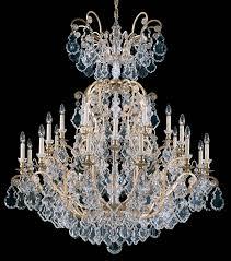 versailles chandelier 12 inspirations of baroque chandelier