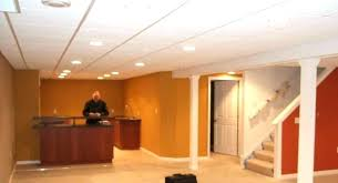 Ceiling Tile Light Fixtures Ceiling Tile Light Fixtures These Basement Ceiling Tiles Are Not