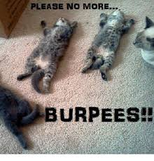 Burpees Meme - 20 relatable and funny burpees meme sayingimages funnymemes