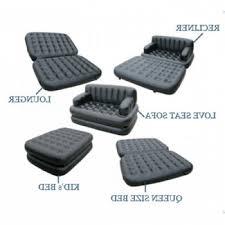 Air Sofa 5 In 1 Bed Bestway 5 In 1 Air Bed Sofa Leather Look Nrtradiant Com