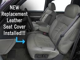 Auto Seat Upholstery 1999 2002 Chevy Silverado Lt Ls Z71 Leather Seat Cover Driver