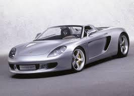 porsche supercar concept 2000 porsche carrera gt concepts