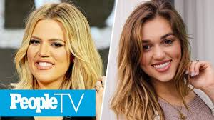 sadie robertson hair and beauty khloé kardashian shares new baby bump photo sadie robertson on