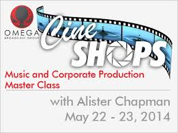 corporate production omega events cineshops and corporate production master class