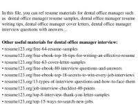 front desk agent job description front desk agent job description for resume from best term paper
