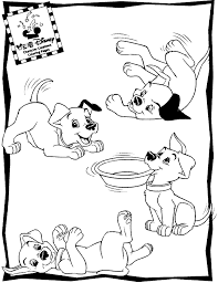 draw 101 dalmatians coloring pages 58 download coloring pages