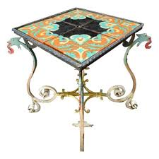 Patio Tile Table 85 Best Tile Top Patio Table Images On Pinterest Patio Tables