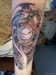 clock tattoos tattoo designs tattoo pictures page 26