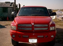dodge ram 2500 tow mirrors dodge second generation flip out tow mirror upgrade towrig com