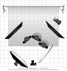 2 light portrait setup lighting setup click to enlarge