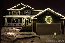 c9 warm white led christmas lights c9 led bulbs warm white lights depot