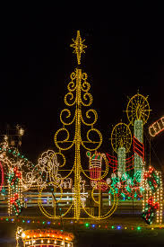 christmas lights eastern nc the meadow lights is the largest and oldest christmas light show in