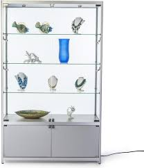 Display Cabinets With Lights Trophy Cases Awards Display Cabinets Sports U0026 Memorabilia