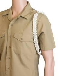 jrotc army uniform guide shoulder cords