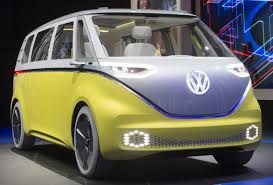 Far Out Vw Plans An Electric Hippie Bus Fox5sandiego Com
