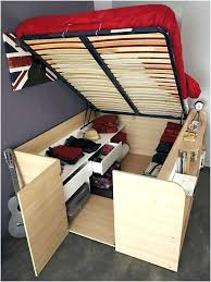 sublime childrens bed with drawers underneath ideas