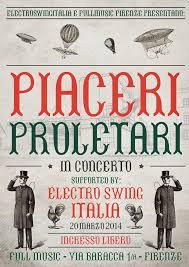 electro swing italia 12 dicembre 2014 firenze the mmmoustache con deluxe