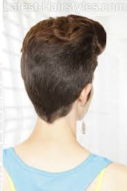 hairstyles back view only 39 short hairstyles for round faces you can rock