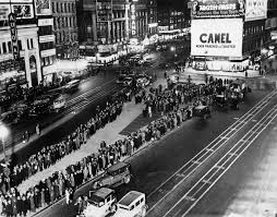 bread line in depression era new york soup kitchens and