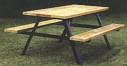 8 Ft Picnic Table Plans Free by 8 Ft Picnic Table Frame Plans Diy Free Download Simple Wood Puzzle