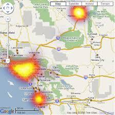 g map density mapping in maps with heatmapapi geochalkboard
