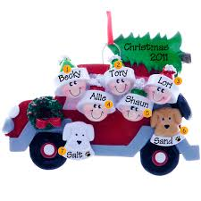 ornaments more 5 2 dogs car ornament personalized
