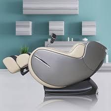 chair ivory cream 3d zero gravity massage chair