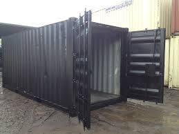 20ft x 8ft green used storage container u2014 www