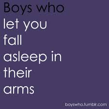 makes me miss my boy the nights i fall asleep in his arms are the