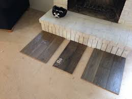 laminate floor comparison left mannington black forest oak