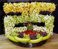 fruit displays custom fruit display