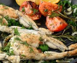 cuisiner cuisses de grenouilles surgel馥s cuisses de grenouille de à alès recette de cuisses de