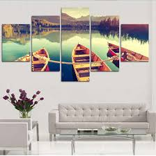 online get cheap boat scenery oil painting aliexpress com