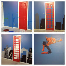 34 morgan christmas spiderman room images